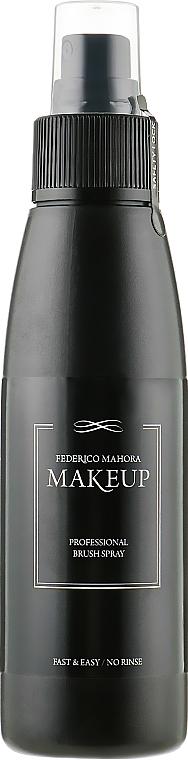 Средство для очищения кистей - Federico Mahora Make Up Brush Cleaner