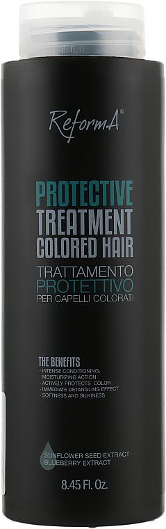 Защитное средство для окрашенных волос - ReformA Protective Treatment for colored hair