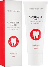 Духи, Парфюмерия, косметика Зубная паста для укрепления десен - Federico Mahora Complete Care