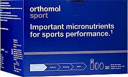 Духи, Парфюмерия, косметика Витамины для спорта - Orthomol Sport