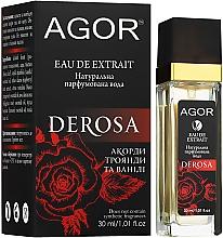 Духи, Парфюмерия, косметика Agor Derosa - Парфюмированная вода