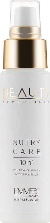 Интенсивная маска-спрей 10 в 1 - Emmebi Italia Beauty Experience Nutry Care 10in1