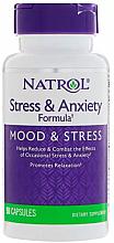 Духи, Парфюмерия, косметика Формула от стресса - Natrol Stress & Anxiety Formula