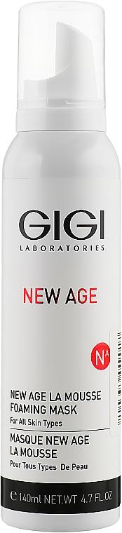 Маска-мус - Gigi New Age Foaming Mask  — фото N1