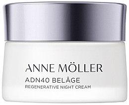 Духи, Парфюмерия, косметика Ночной крем для лица - Anne Moller ADN40 Belage Regenerative Night Cream