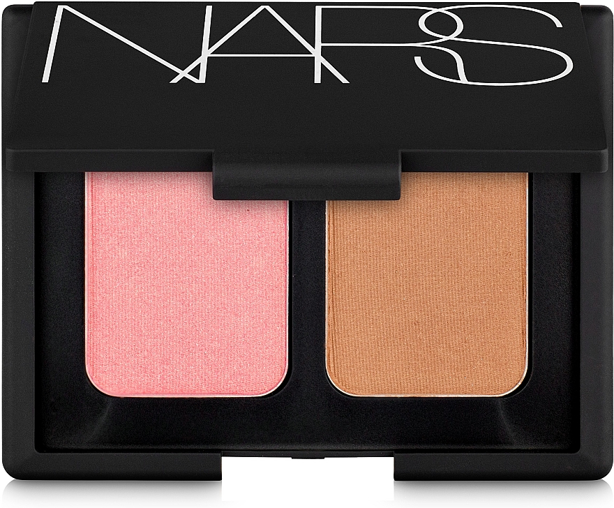 Палетка для лица - Nars Blush Bronzer Duo