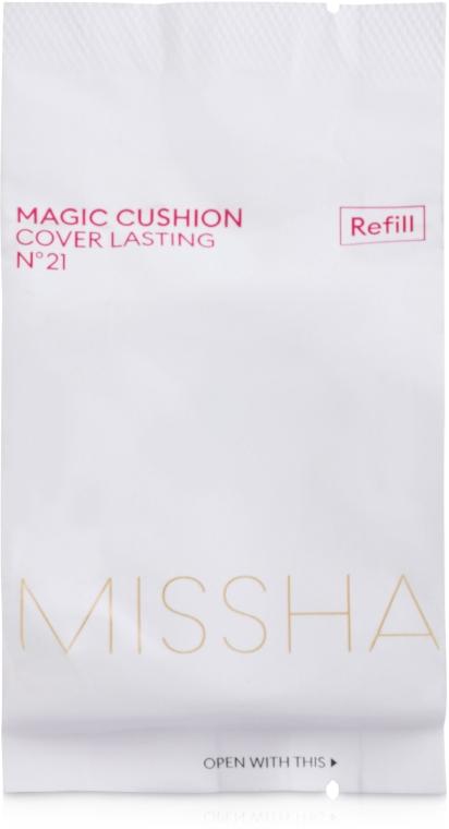 Тональное средство - Missha M Magic Cushion Cover Lasting SPF50+/PA+++ (запасной блок)