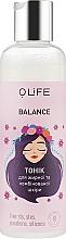 "Духи, Парфюмерия, косметика Тоник для лица ""Баланс"" - Organic Life"