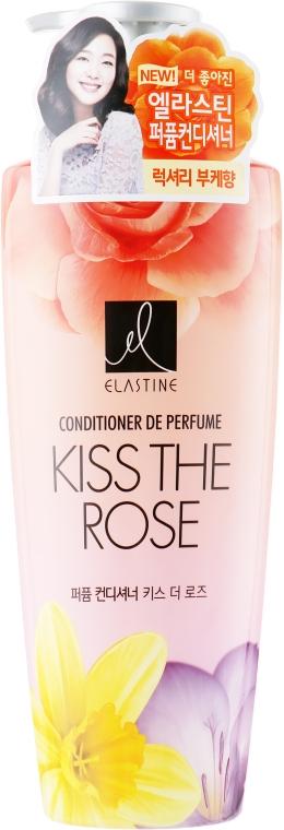 Парфюмированный кондиционер для волос - LG Household & Health LG Elastine Kiss Rose The Conditione