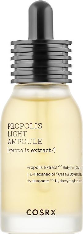 Сыворотка с экстрактом прополиса - Cosrx Propolis Light Ampule
