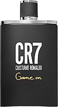 Духи, Парфюмерия, косметика Cristiano Ronaldo CR7 Game On - Туалетная вода (тестер с крышечкой)