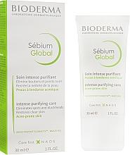 Духи, Парфюмерия, косметика Оздоравливающий уход - Bioderma Sebium Global