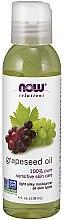 Духи, Парфюмерия, косметика Масло виноградных косточек - Now Foods Solutions Grapeseed Oil
