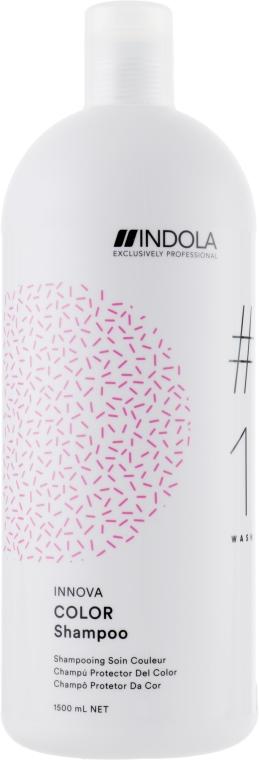 Шампунь для окрашенных волос - Indola Innova Color Shampoo