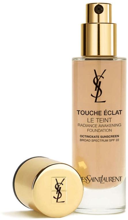Тональный крем - Yves Saint Laurent Touch Eclat Le Teint Foundation