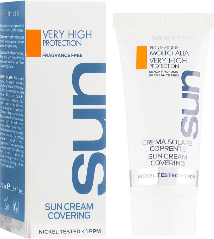 Точечная защита от солнца - Bioearth Sun