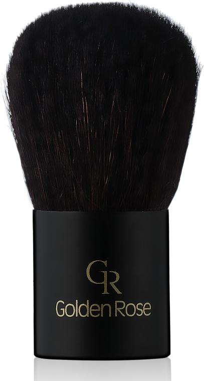 Кисть Кабуки для макияжа - Golden Rose Kabuki Brush