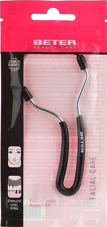 Механический эпилятор для лица, черный - Beter Beauty Care