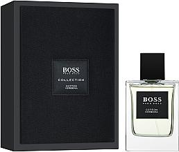 Hugo Boss BOSS The Collection Cotton & Verbena - Туалетна вода — фото N2