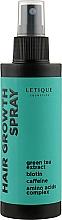 Духи, Парфюмерия, косметика Спрей для роста волос - Letique Cosmetics Hair Growth Spray