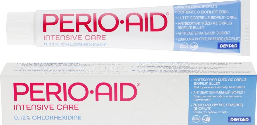 Зубной гель - Dentaid Perio-Aid Intensive Care