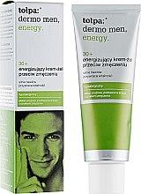 Духи, Парфюмерия, косметика Крем-гель против усталости 30+ - Tolpa Dermo Men Energy Cream Gel