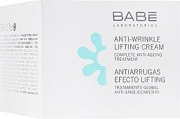 Духи, Парфюмерия, косметика Лифтинг-крем от морщин с пептидами - Babe Laboratorios Anti-Wrinkle Lifting Cream