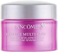 Духи, Парфюмерия, косметика Антивозрастной крем для тусклой кожи - Lancome Renergie Multi-Glow Cream (мини)