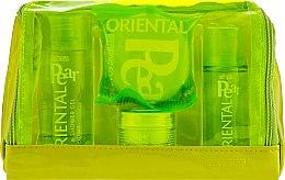 Духи, Парфюмерия, косметика Набор с экстрактом груши - Mades Cosmetics Body Resort (sh/gel/100ml + b/spr/50ml + l/balm/15ml + soap/50g)