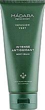 Духи, Парфюмерия, косметика Крем для тела - Madara Cosmetics Infusion Vert Intense Antioxidant Body Cream