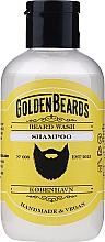 Духи, Парфюмерия, косметика Шампунь для бороды - Golden Beards Beard Wash Shampoo