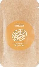 Духи, Парфюмерия, косметика Кофейный скраб, грейпфрутовый - BodyBoom Coffee Scrub Grapefruit
