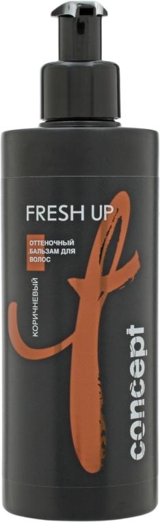 Оттеночный бальзам для волос - Concept Fresh Up Color Shade Balsam