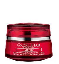 Духи, Парфюмерия, косметика Антивозрастной крем для лица и шеи - Collistar Lift HD Ultra-Lifting Face And Neck Cream (тестер)