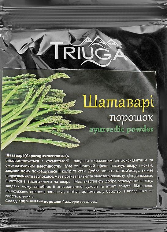 """Порошок аюрведический универсальный """"Шатавари"""" - Triuga"""
