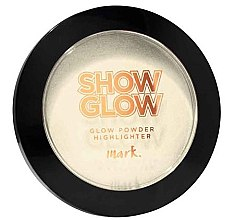 Духи, Парфюмерия, косметика Пудра-хайлайтер для лица - Avon Mark Show Glow Powder Highlighter