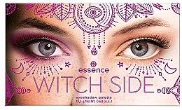 Духи, Парфюмерия, косметика Палетка теней для век - Essence Witch Side Eyeshadow Palette