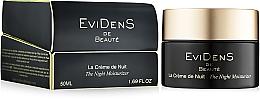 Духи, Парфюмерия, косметика Ночной крем для лица - EviDenS De Beaute The Night Cream