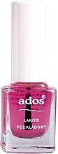 Духи, Парфюмерия, косметика Лак-основа для укрепления и защиты ногтей - Ados