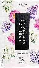 """Духи, Парфюмерия, косметика Набор """"Spring Blossoms"""" - Oriflame Hand Cream Trio (3 х h/cr/30ml)"""