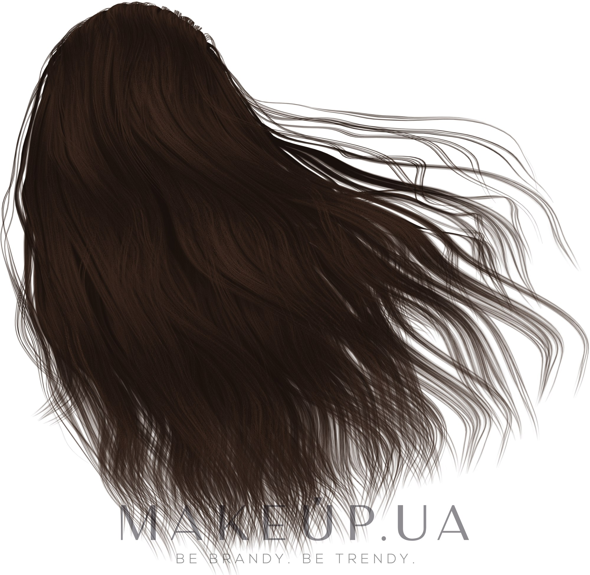 Краска для волос безаммиачная - Schwarzkopf Professional Igora Vibrance  — фото 3-65 - Коричневый шоколадно-золотистый