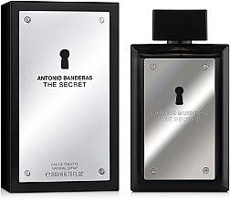 Парфумерія, косметика Antonio Banderas The Secret - Туалетна вода