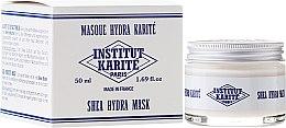 Духи, Парфюмерия, косметика Маска для лица увлажняющая - Institut Karite Shea Hydra Mask Milk Cream