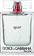 Духи, Парфюмерия, косметика Dolce&Gabbana The One Sport - Туалетная вода