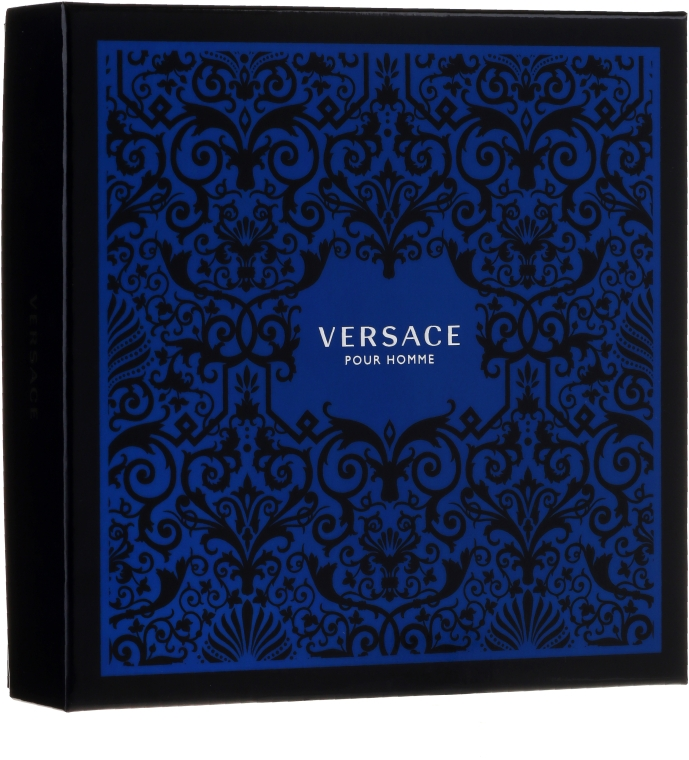 Versace Pour Homme - Набор (edt/100ml + sh/gel/150ml)
