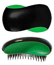 Духи, Парфюмерия, косметика Щетка для распутывания волос - KayPro Dtangler 8 Pro Black Green