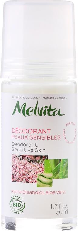 Дезодорант для чувствительной кожи - Melvita Body Care Deodorant Sensetive Skin