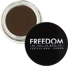 Духи, Парфюмерия, косметика Помада для бровей - Freedom Makeup London Pro Brow Pomade
