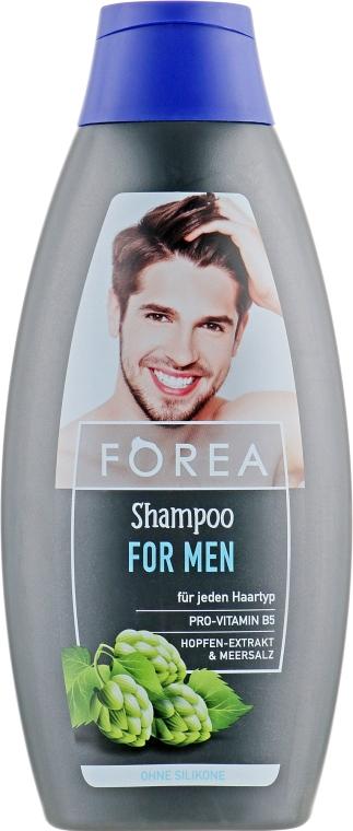Шампунь для волос - Forea For Men Shampoo