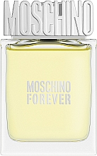 Парфумерія, косметика Moschino Forever - Туалетна вода (тестер з кришечкою)